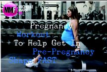 Pregnancy Tips / Moms-to-be tips towards healthy preggy months.