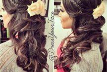 Gorgeous Hair ♡ / by Sara Blanche