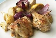 Recipes-Poultry / by Elizabeth Sheldon