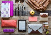 What's In My Bag? / We show you what's in our bag!