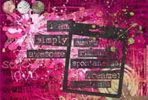 My Gallery / My scrapbooking - All Credits listed in individual galleries when posted.