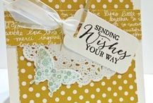 by Patty Mowrey / All things Stampin' Up!