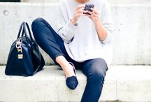 Work It. / The ultimate guide to taking on post-grad life, one outfit at a time.