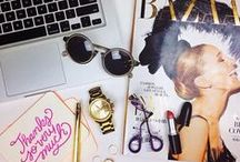 Working Girl. / All about #PR: industry news and general career tips/advice