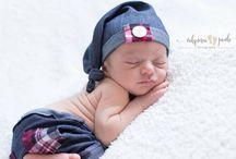Newborn / Lindos bebês que eternizei em imagens!