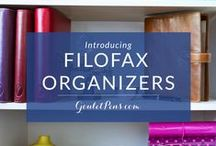 Filofax / Plan to get ahead with a fantastic Filofax Planner, or turn your Filofax into a Bullet Journal!