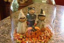 Fall and Halloween ideas / by Vicki Mason