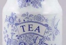 All Things Tea / I love teapots, teacups, and all things remotely associated with tea.