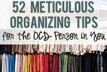 Organize! / by Ashley Hoffmann