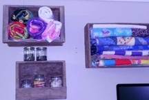 organized, organization / If only I could achieve this level of organization! / by Mary Marcotte