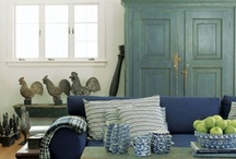 Colonial & Country Style / by Mary P Brown