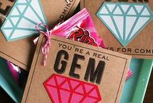 Gifts/ favors  / by Ashley Hoffmann