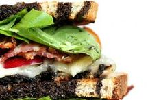 FOOD--Sandwiches/Wraps (1) / by Nancy Oh