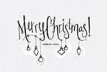 CHRISTMAS! / by Ashley Hoffmann
