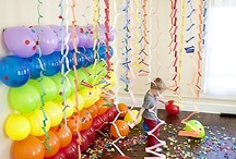Parties / Party themes, decorations, and food ideas