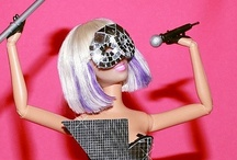 Lady Gaga Barbie / by Alison Pilcher