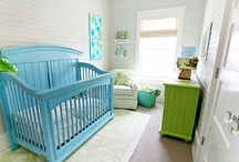 Make Way for Baby / Got interior design on the brain? We've got ideas and tips for creating the perfect nursery! / by Pregnancy Magazine