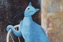 Art--Paintings (1) / by Nancy Oh