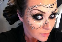 Halloweenie-ness / Halloween makeup looks, costumes, face painting, spooky stories & anything zombie related