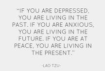 quotes. / Words of wisdom.
