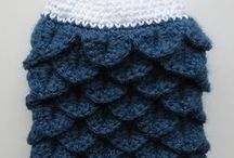 Crochet and knitting / by Donna Campbell