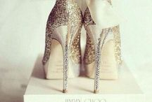 shoes.  / My second biggest obsession behind glitter.