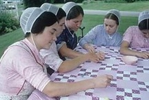 Amish, quilts / by Mary Marcotte