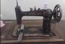 vintage, machines / Vintage sewing machines to enjoy!