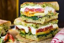 FOOD--Sandwiches/Wraps (2) / by Nancy Oh