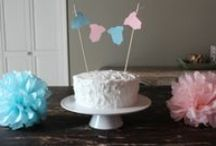 gender reveal / by Jessica Casey