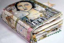 Mix-media & Books & Journals