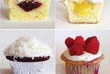 FOOD--Cupcakes & Muffins / Hand held goodies / by Nancy Oh