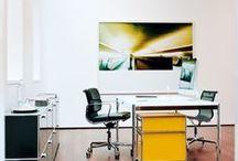 In ufficio esprimiamo il nostro stile. / L'arredamento dell'ufficio, quale interprete della comunicazione aziendale, diventa un elemento di comunicazione al pari di una brochure o una pagina pubblicitaria