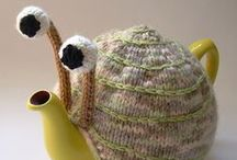 crochet - animals / crocheted animals in all their forms. Amigurumi, toys, hats, clothes, decorations, etc.
