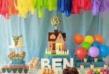 Party Ideas / by Elizabeth Richardson