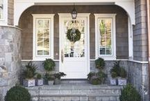 Front Door and Entry / by Keteirah Ballesteros-Clark