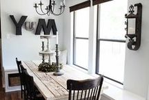 Dining Rooms / by Keteirah Ballesteros-Clark