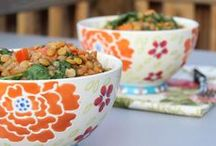 {Vegetarian} in the kitchen / Dairy-free, veg eats.  / by Lacy