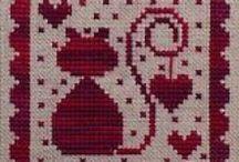 Cross Stitch / by Julie Otte-Rash