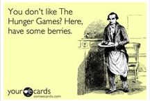 The Hunger Games / Simply dedicated to my Hunger Games obsession.  / by Ginni Sterling