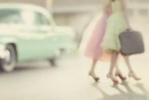 Vintage Feel / by Deanne Kalda