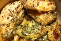 Poultry Recipes / by Candy Miles