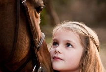 ~ a beautiful relationship ~ / ~ the horse ~ God's gift ~ man's partner ~ woman's friend ~ child's dream  ~~ (unknown) ~ / by Jewel Tillotson