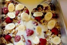 Breakfast Ideas / What's for breakfast? / by Ginni Sterling