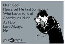 Sons of Anarchy / Dedicated to my obsession with Sons of Anarchy. / by Ginni Sterling