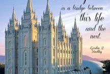 I'm Mormon & I LOVE IT!!! <3 / by Christie Toborg