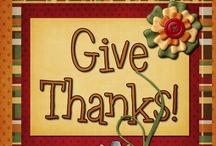 Thanksgiving / by Tina Pedersen