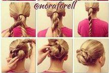 Hair styles / by Christie Toborg