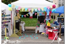 Craft show booth ideas!