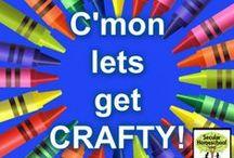 Secular Arts and Crafts / Secular arts and crafts